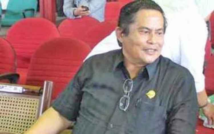 Ketua Persekap Kabupaten Kapuas, Robert L Gerung.