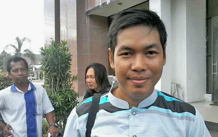 Ketua Hapakat Kabupaten Katingan Nirwansyah.