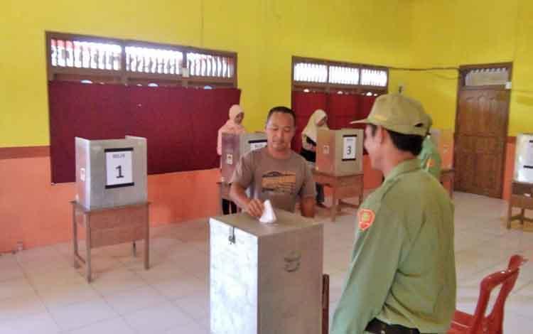 Pelaksanaan Pilkades Gelombang II digelar setelah Pilbup 2018