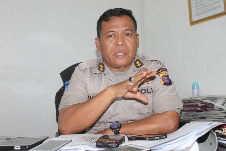 Kabid Humas Polda Kalteng AKBP Pambudi Rahayu
