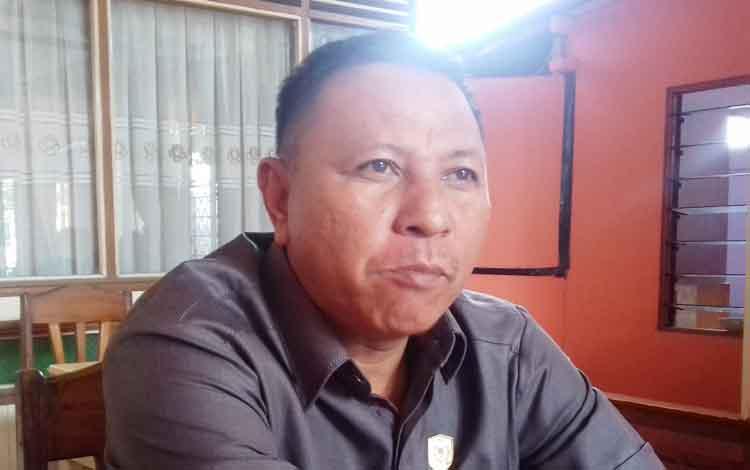 Ketua Komisi II DPRD Kotim, Rudianur