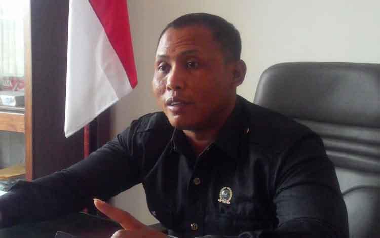Ketua Kmisi III DPRD Kabupaten Kapuas Kunanto.