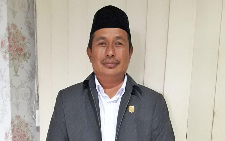 Wakil Ketua II DPRD Murung Raya (Mura) Rejikinoor