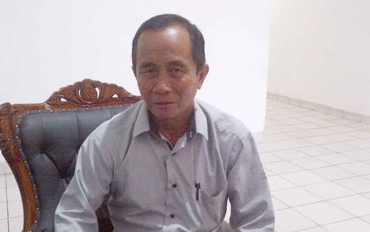 Anggota Komisi I DPRD Kabupaten Barito Selatan Jarliansyah.
