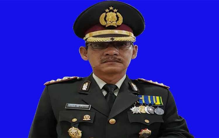 Foto Karo Ops Polda Kalteng Kombes Tetra Megayanto Putra semasa hidup