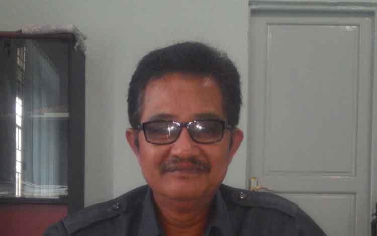 Kepala BPS Kabupaten Kapuas Hery.