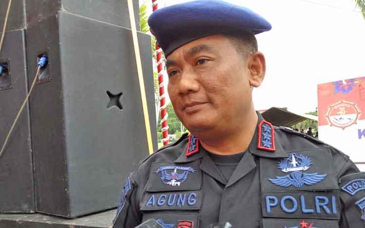 Dirreskrimum Polda Kalteng Kombes Ignatius Agung Prasetyoko.