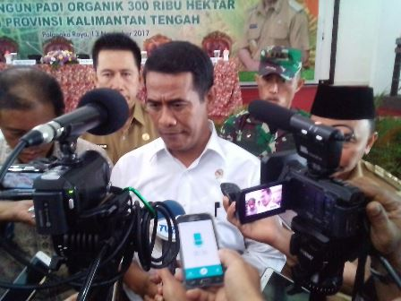 Menteri Pertanian Andi Amran Sulaiman.