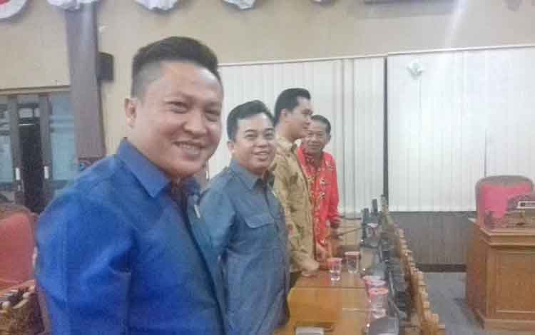 Anggota Komisi III DPRD Kabupaten Kotawaringin Timur Dadang H Syamsu.