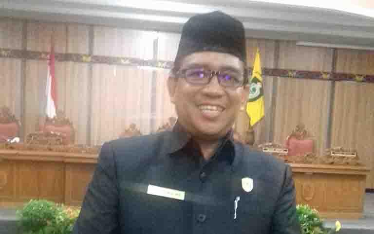 Wakil Ketua DPRD Kotim, Supriadi MT.