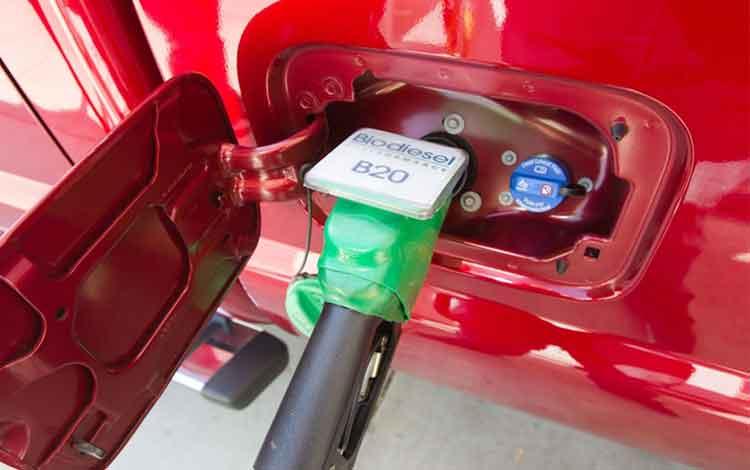 Dana Insentif Program Biodiesel Januari-Oktober Capai Rp5,7 Triliun