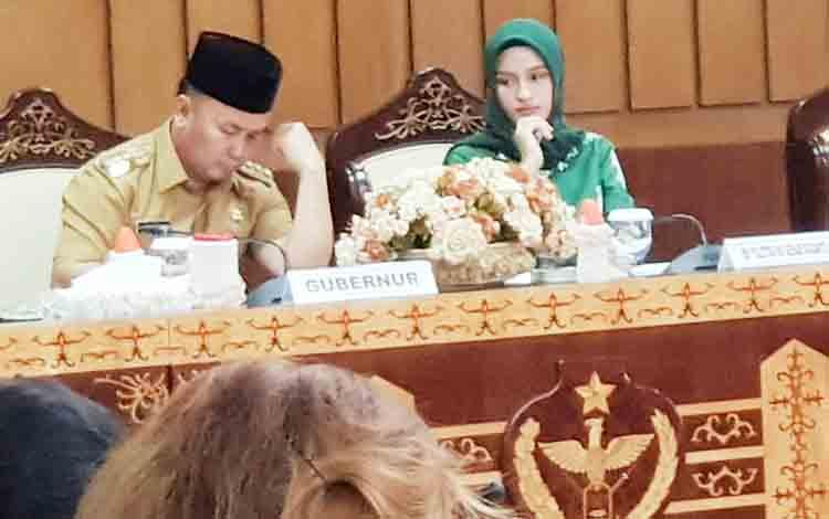 3 Tahun Pemerintahan Sugianto - Said Ismail, APBD Kalimantan Tengah Naik