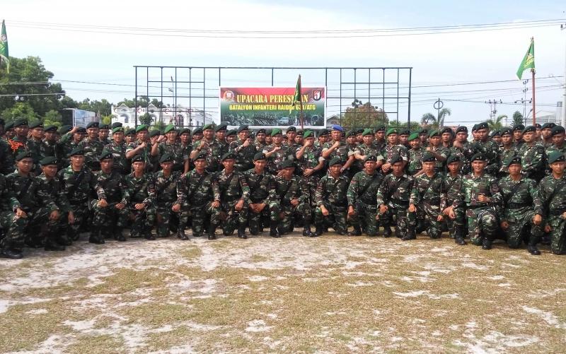 Seluruh Anggota TNI AD Bakal Jadi Pasukan Raider