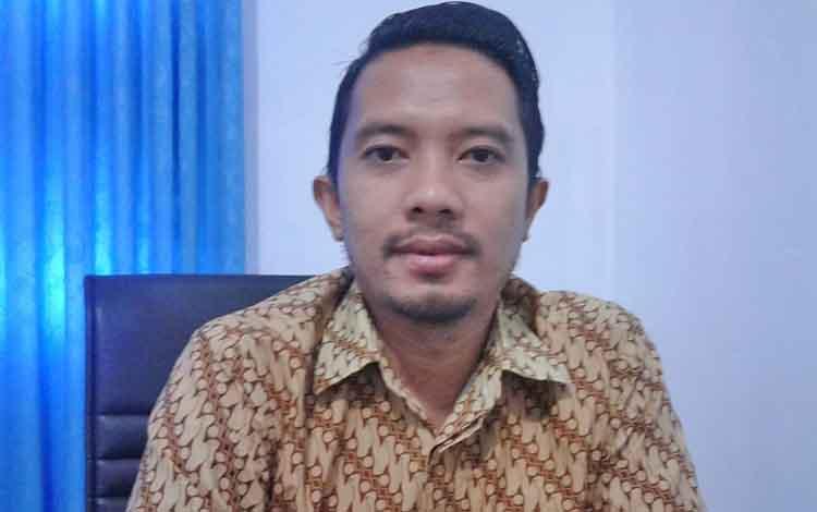 Kepala BPJS Kesehatan Kotawaringin Barat Septa Efraim Tarigan.