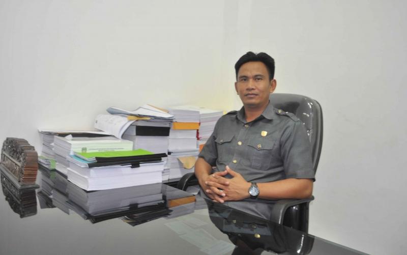 Anggota DPRD Kabupaten Barito Utara Hasrat.