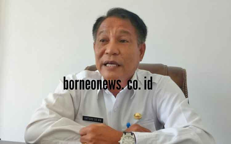 Kepala Badan Keuangan dan Aset Daerah Kabupaten Gumas, Untung