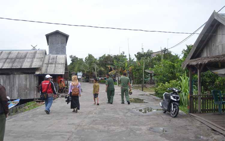 Desa Pulau Nibung, Kabupaten Sukamara