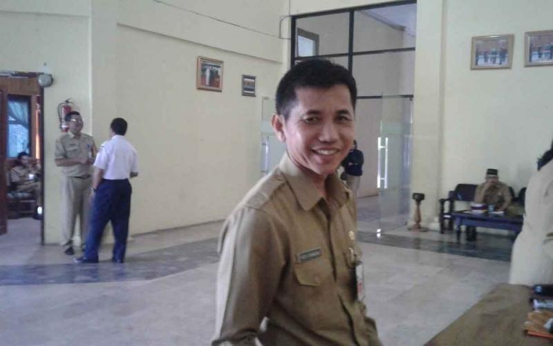 Kepala Dinas Komunikasi Informatika Statistik dan Persandian Kabupaten Kotawaringin Barat Rody Iskandar.