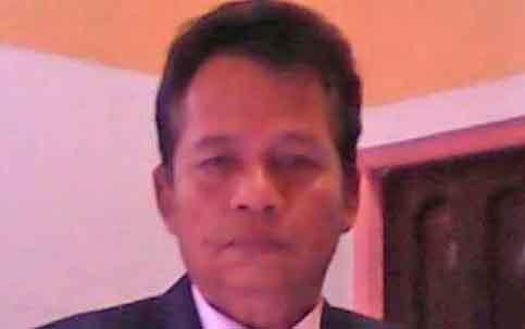 Anggota DPRD Bartim Gumelson Lazarus L Bayan.