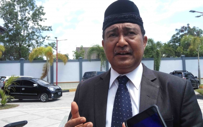 Kadis Pendidikan Kota Palangka Raya, Sahdin Hasan