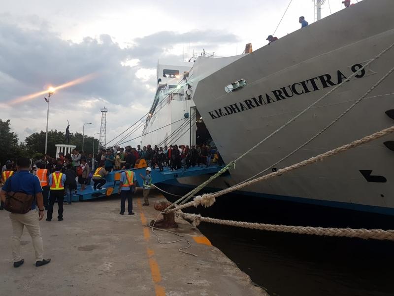 Tiket Kapal Laut Bisa Dibeli Lewat Online