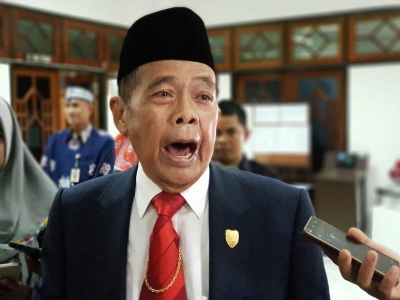 Ketua DPRD Kalteng, R Atu Narang.
