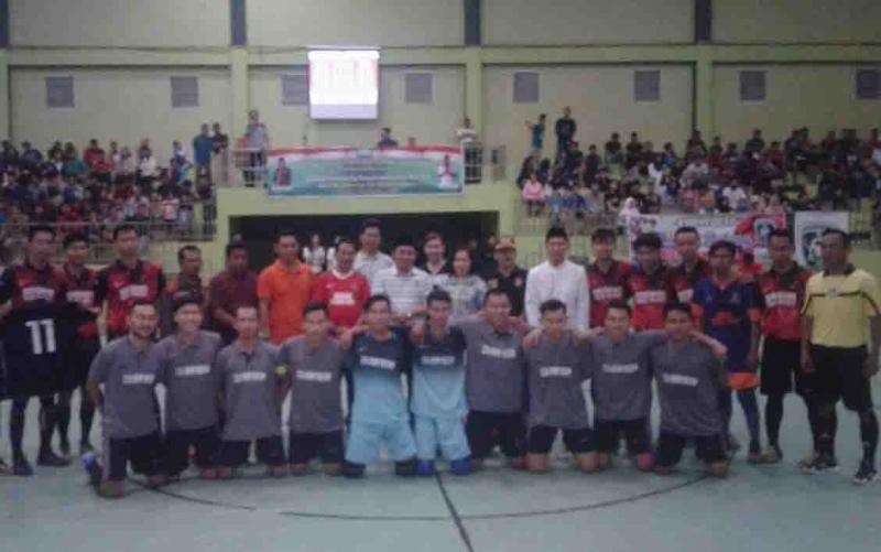Turnamen Gemasaba Futsal Murung Raya.