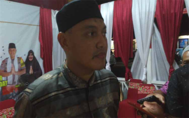 Kapolres Barito Timur AKBP Wahid Kurniawan