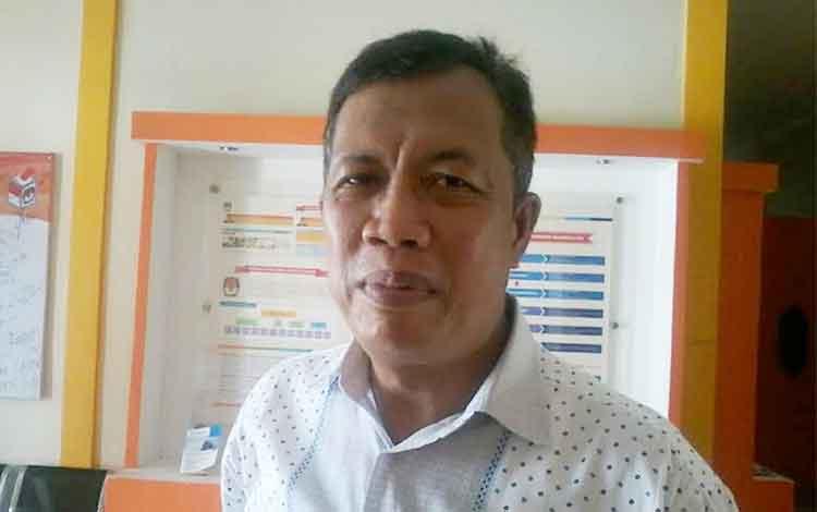 Ketua KPU Katingan Subandi