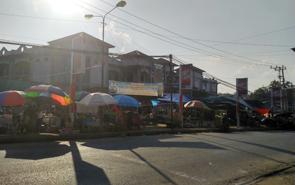 Pasar Temangoeng Djaya Karti, Tamiang Layang, Kabupaten Barito Timur.
