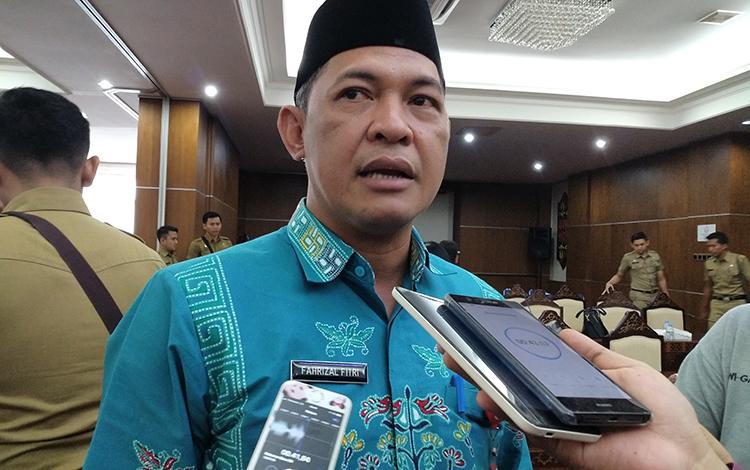 Pemprov Kalteng Sudah Diminta Presentasi soal Potensi Pemindahan Ibu Kota