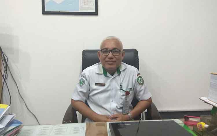 Kepala Dinas Kesehatan Kabupaten Kotim, Faisal Novendra Cahyanto.