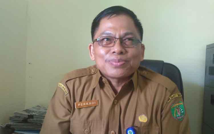 Plt Kepala Dinas Pendidikan Kabupaten Barito Timur, Ferkadi
