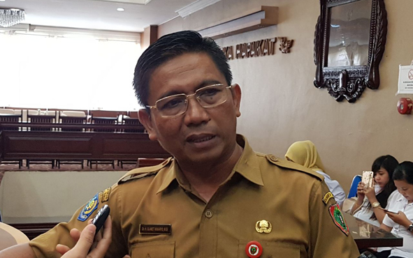 Kepala Dinas Pendidikan Provinsi Kalteng, Slamet Winaryo.