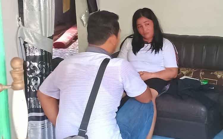 Tim Cobra Polres Kotim Tangkap IRT Penjual Zenith