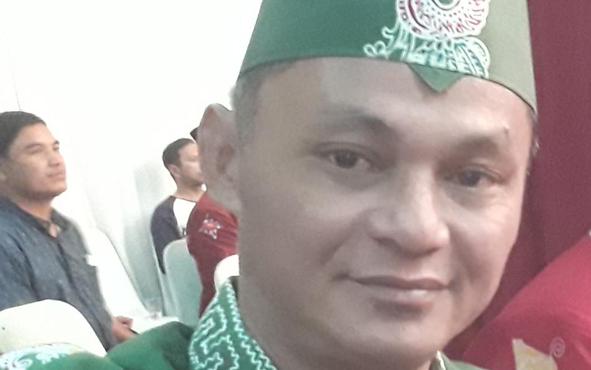 Sekretaris Koordinator Wilayah DAD Kabupaten Kotawaringin Timur dan Kabupaten Katingan, Thoeseng TTAsang.