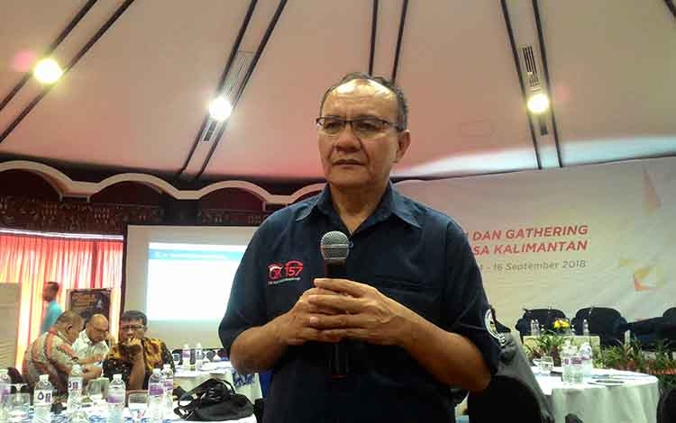 Ketua Satgas Waspada Investasi Tongam L Tobing.