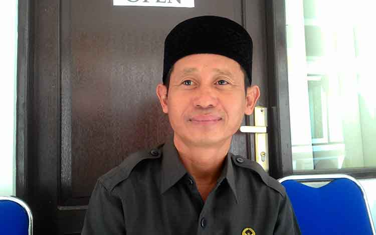 Ketua Umum KTNA Provinsi Kalteng, Sugianor.