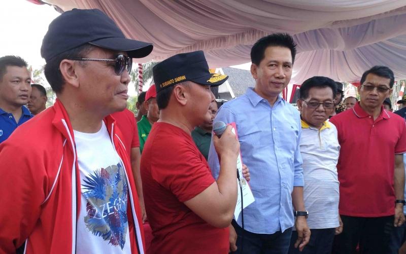 Gubernur Ingin Ada Menteri dari Kalimantan Tengah
