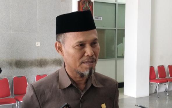 Ketua Komisi C DPRD Kalteng Syamsul Hadi.