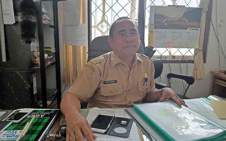 Kabid Tanaman Pangan dan Hortikultura DKPP Barsel, Arthomi.