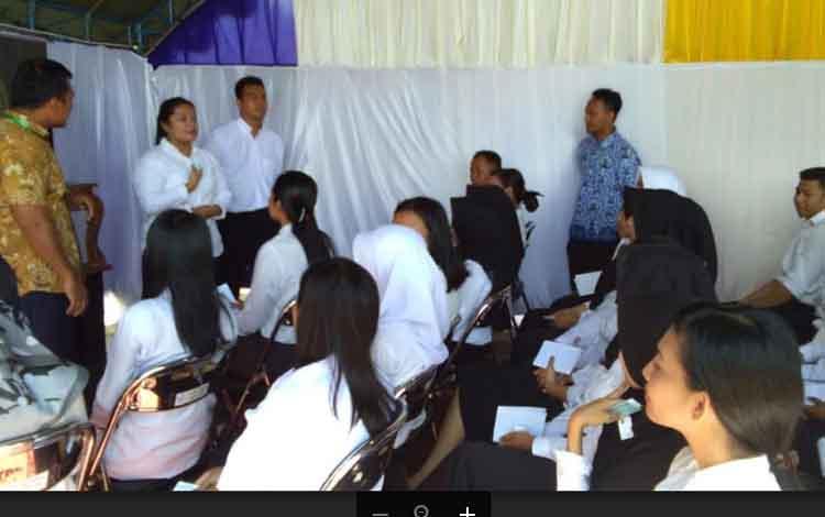 Peserta Lulus SKD CPNS Lamandau Diminta Panitia Jadi Motivator Dadakan