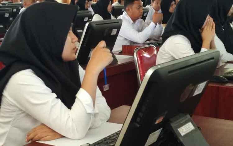Dari 2.931 Peserta Tes CPNS, Lulus TKD Hanya 82 Orang Saja