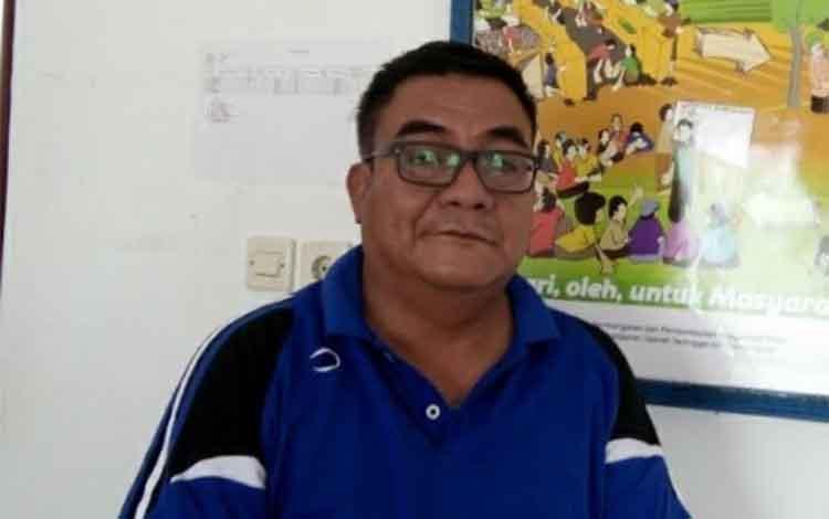 Kepala Dinas Pemberdayaan Masyarakat dan Desa Kabupaten Lamandau, Muriadi.