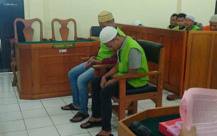 Dua Maling Jemuran Dituntut 6 Bulan Penjara