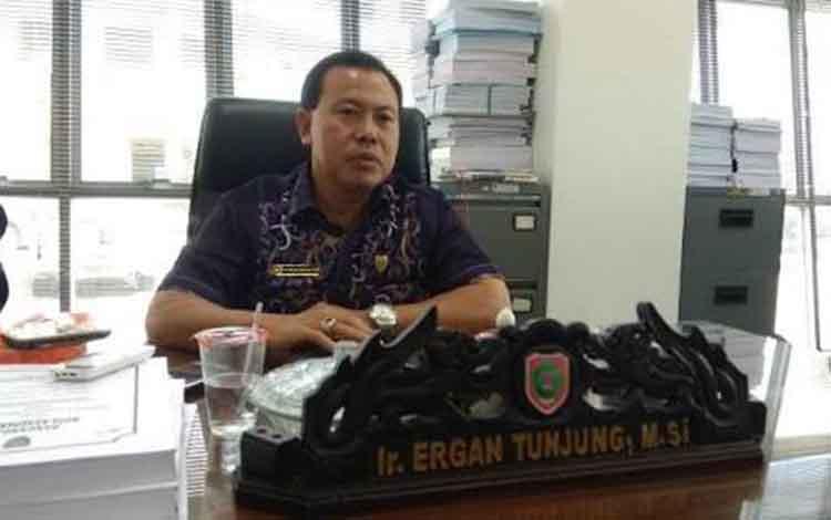Anggota Komisi B DPRD Kalteng Ergan Tunjung