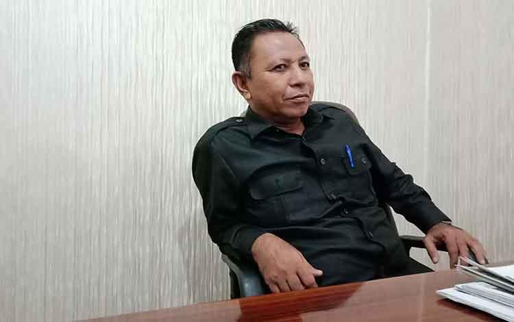 Anggota Fraksi Golkar DPRD Kotim, H Rudianur.