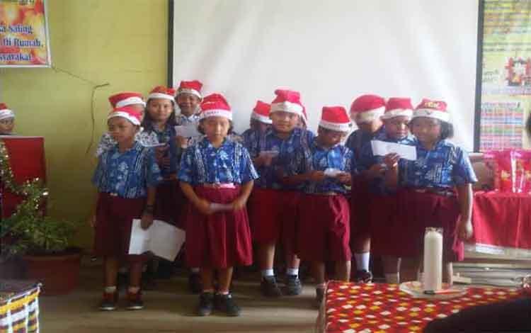 Sekolah SD di Kalteng