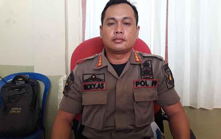 Kabid Penegakan Perda di Satpol PP Kapuas, Ricky
