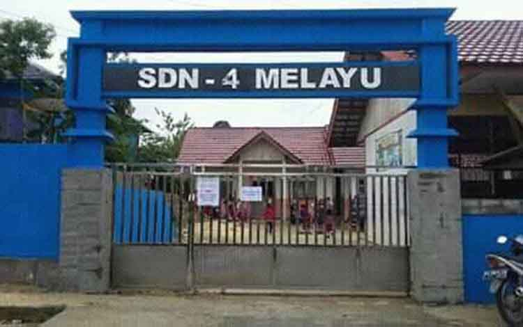 SDN 4 Melayu, Muara Teweh.